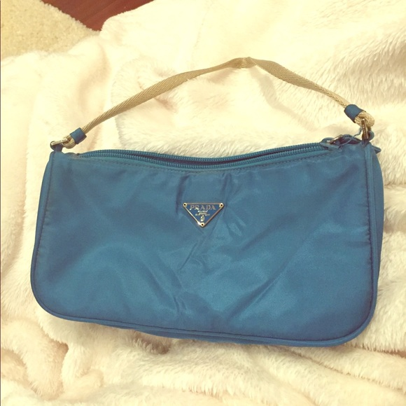17a2201d785b australia prada milano dal 1913 small turquoise handbag 336f5 5c31e
