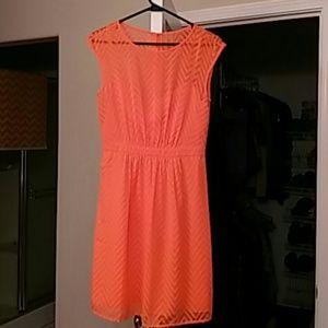 J. Crew Dresses & Skirts - Bright Neon Coral Jcrew Dress
