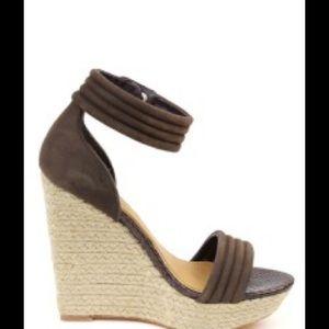 Badgley Mischka Shoes - Like New MARK & JAMES BADGLEY MISHKA Wedges