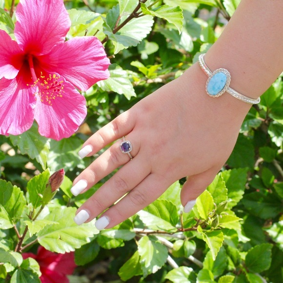 Jewelry - Boho Chic Turquoise Cuff Bracelet!