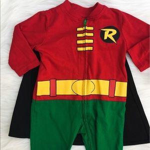 Batman Other - Batman Robin Velcro Cape Outfit