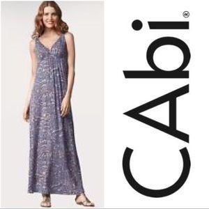CAbi Dresses & Skirts - • { CAbi } • animal print Maxi. Size: XS.