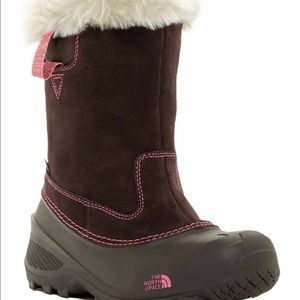 The North Face Other - The North Face waterproof boot  Size 5 big kids