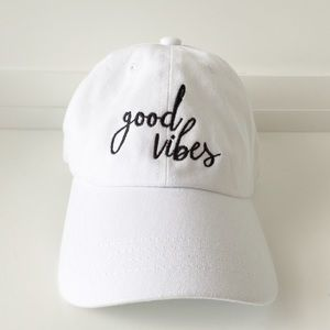 Friday Apparel Accessories - Good Vibes Hat