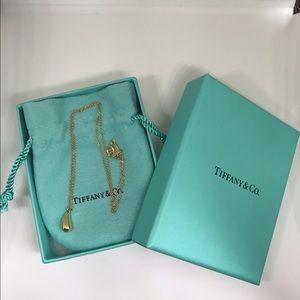 🌹SOLD🌹Auth Tiffany & Co. Teardrop Pendant