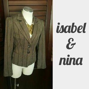 Isabel & Nina Jackets & Blazers - Isabel & Nina 2 piece pant suit
