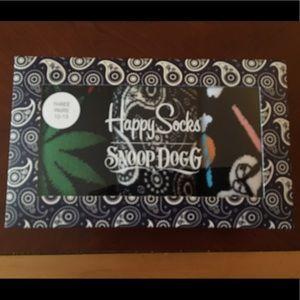Happy Socks Other - Happy Socks x Snoop dogg box set