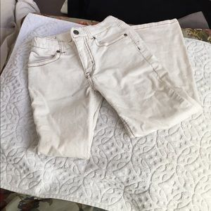 Flapdoodles Other - Flapdoodle girls cream colored bootcut cords - 6