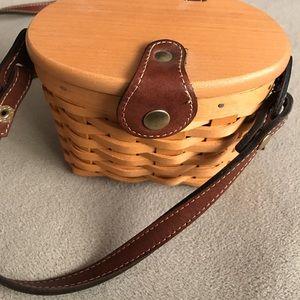 Longaberger Bags - Longaberger Basket purse