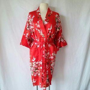 "Vintage Other - AUTHENTIC Japanese ""Kimono"" Robe"