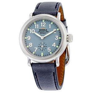 Shinola Jewelry - Shinola Slate Runwell Watch