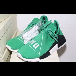 Adidas Other - Human Race Green