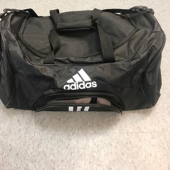 Adidas Striker Duffel Bag - Large. M 58e8ec6d7fab3a92dd003e14 b3b0e166e6