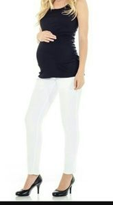 Lilac Clothing Denim - Maternity Skinny Jeans Skinnies M Lilac Clothing