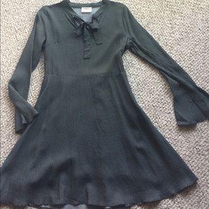 Moon Collection Dresses & Skirts - Vintage 70's Polka Dot Dress, ModCloth. Size M