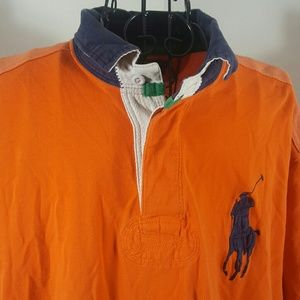 Polo by Ralph Lauren Other - POLO RALPH LAUREN RUGBY XXL 2XL BIG PONY