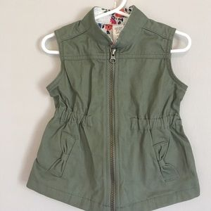 Carter's Other - NWT Olive Green Vest