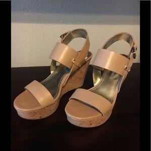 Ivanka Trump Shoes - Ivanka Trump Wedge Sandals