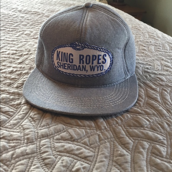king ropes Accessories - Flat bill kings ropes hat 72c9fa12488