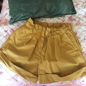 Aspesi Pants - High waist shorts