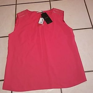 Tops - Vipart coral blouse xl
