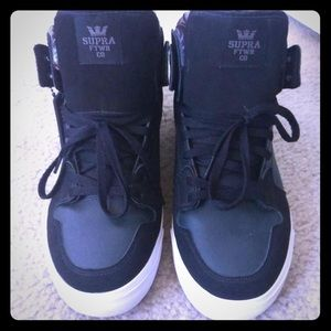 Supra Other - Black supra high top size 11