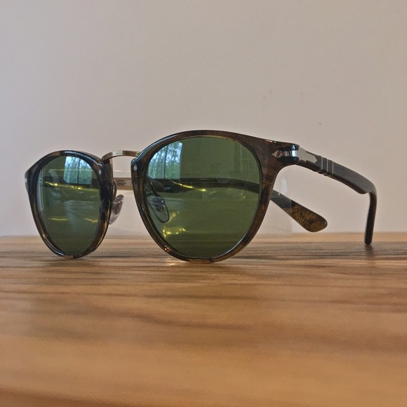 6f03033248 Persol Typewriter edition 3108-S 49 22 green lens