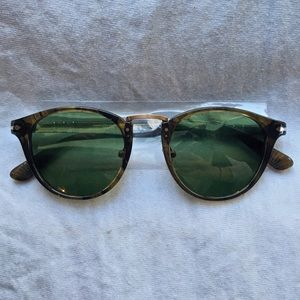 Persol Accessories - Persol Typewriter edition 3108-S 49/22 green lens
