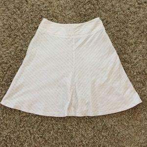 New York & Company Dresses & Skirts - ☀️SUMMER Skirt☀️  New York & Co BRIGHT WHITE Skirt