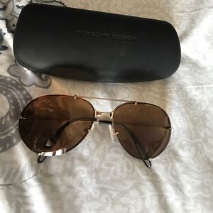 Porsche Design Accessories - Authentic Porsche Design sunglasses