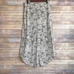 Alternative Dresses & Skirts - Alternative flower printed maxi skirt