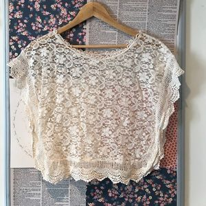 cdf29d9caf5aa3 Lily. J London Tops | Lace Top | Poshmark