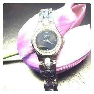 Citizen Jewelry - Women's Citizen watch with Swarovski crystals