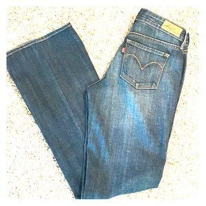 Levi's Denim - Levi's San Francisco Boot cut Jeans EUC