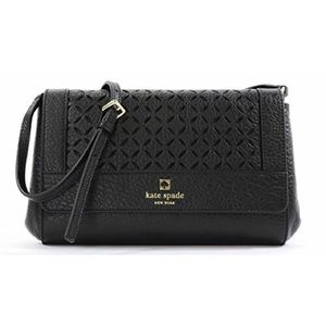 Kate Spade Perry Lane Greer Crossbody in Black