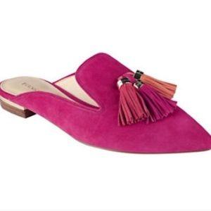 Ivanka Trump Shoes - 🔥HOT🔥Ivanka Trump PINK Mules W Tassels(allSizes)
