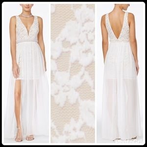 "Crystal Doll Dresses & Skirts - JUST IN 🆕 ""ANGEL"" EMBELLISHED MAXI DRESS"