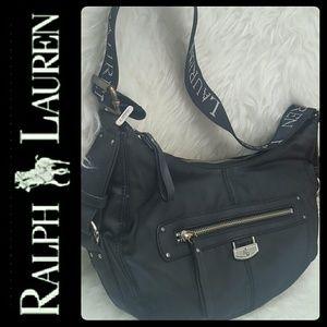Ralph Lauren Handbags - Ralph Lauren Nylon Shoulder  Bag