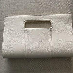 Handbags - Off white (cream) clutch