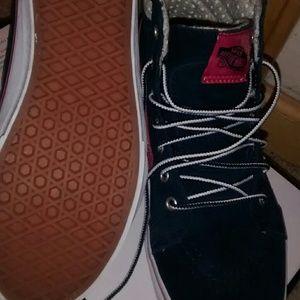 bd72336214 vans Shoes - Brand new high top vans snickers 7 5.5