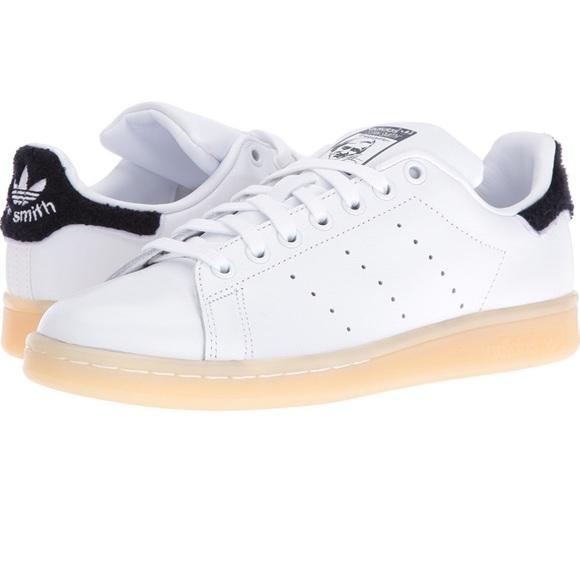 new products 4cb0e 421da Adidas Stan Smith White Gum Sole NWT