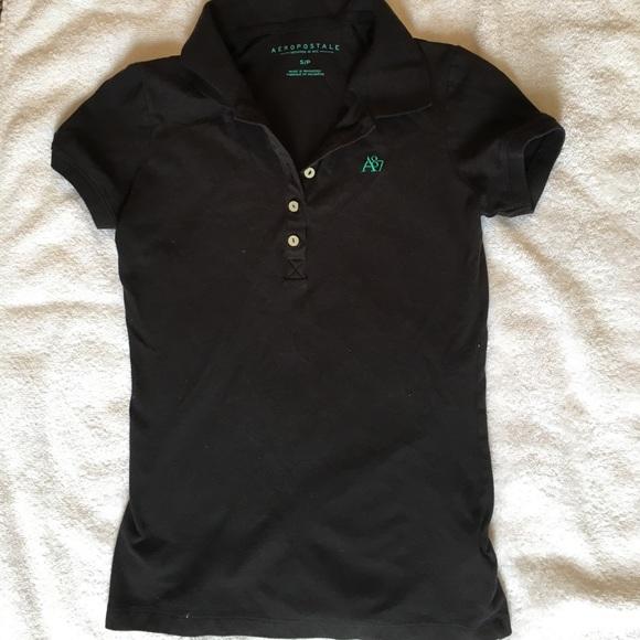 Aeropostale Mens Polo Shirt