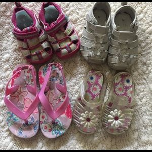 garanimals Other - Size 5/6 Garanimals Toddler Shoe LOT