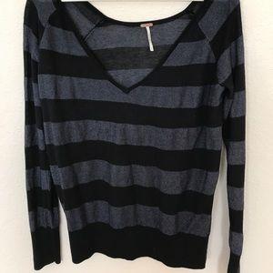 Free People Sweaters - {Free People} Vneck Sweater