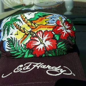 Ed Hardy Accessories - Ed Hardy Hat!!
