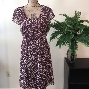 • Sweet Print Merona Dress •