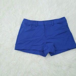 H&M Pants - H&M Blue Shorts