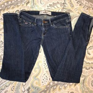 Hollister Denim - Skinny with zip on ankle jeans