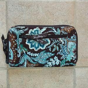 Vera Bradley Handbags - Vera Bradley Paisley Wallet