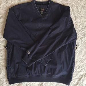 Izod Other - Mens Izod extreme function golf jacket size L